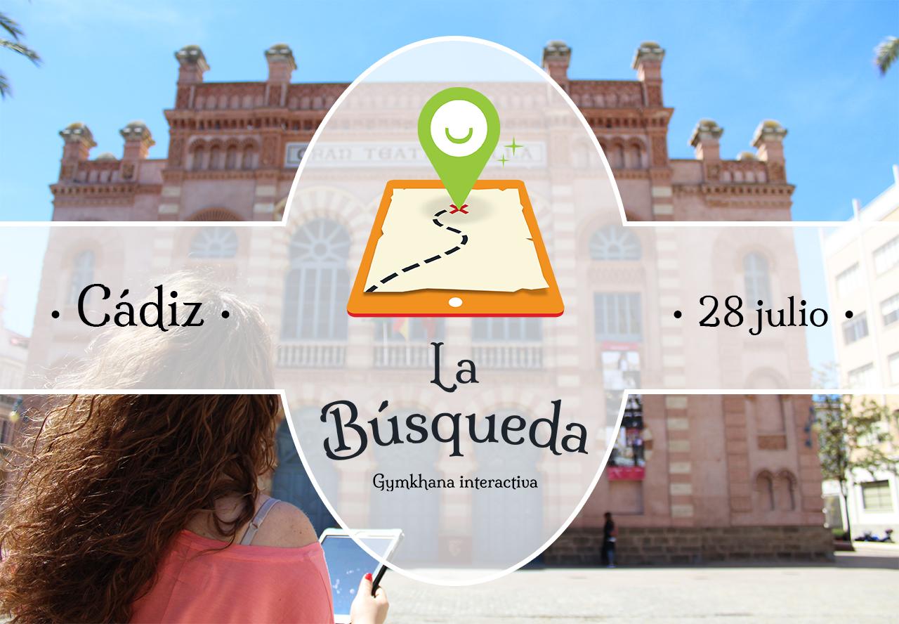 Gymkhana interactiva con iPads en Cádiz