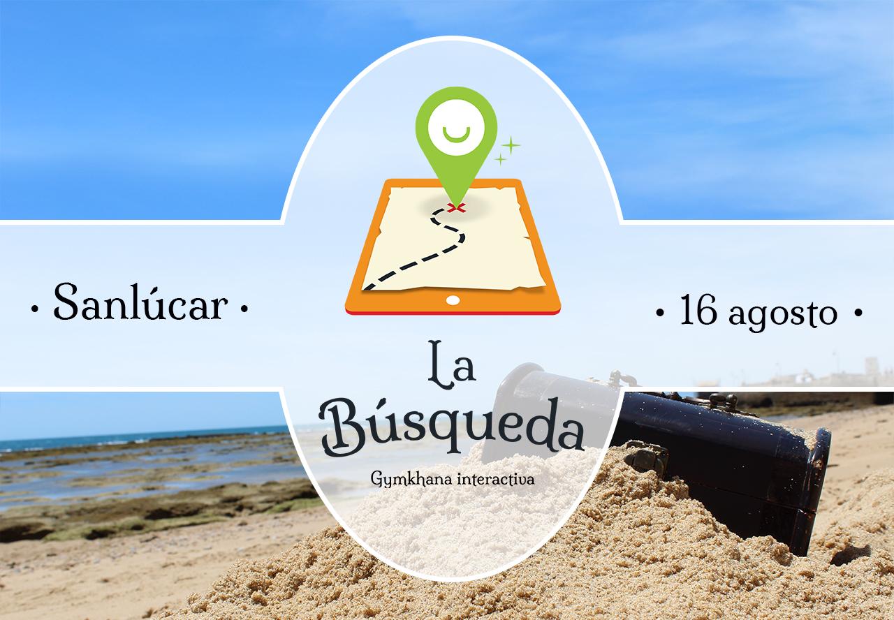 Gymkhana interactiva en Sanlúcar de Barrameda