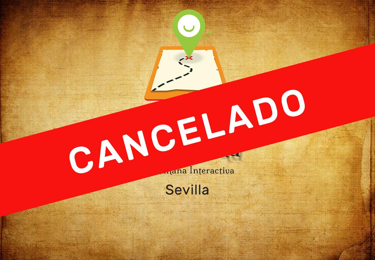 La Búsqueda Sevilla - CANCELADO