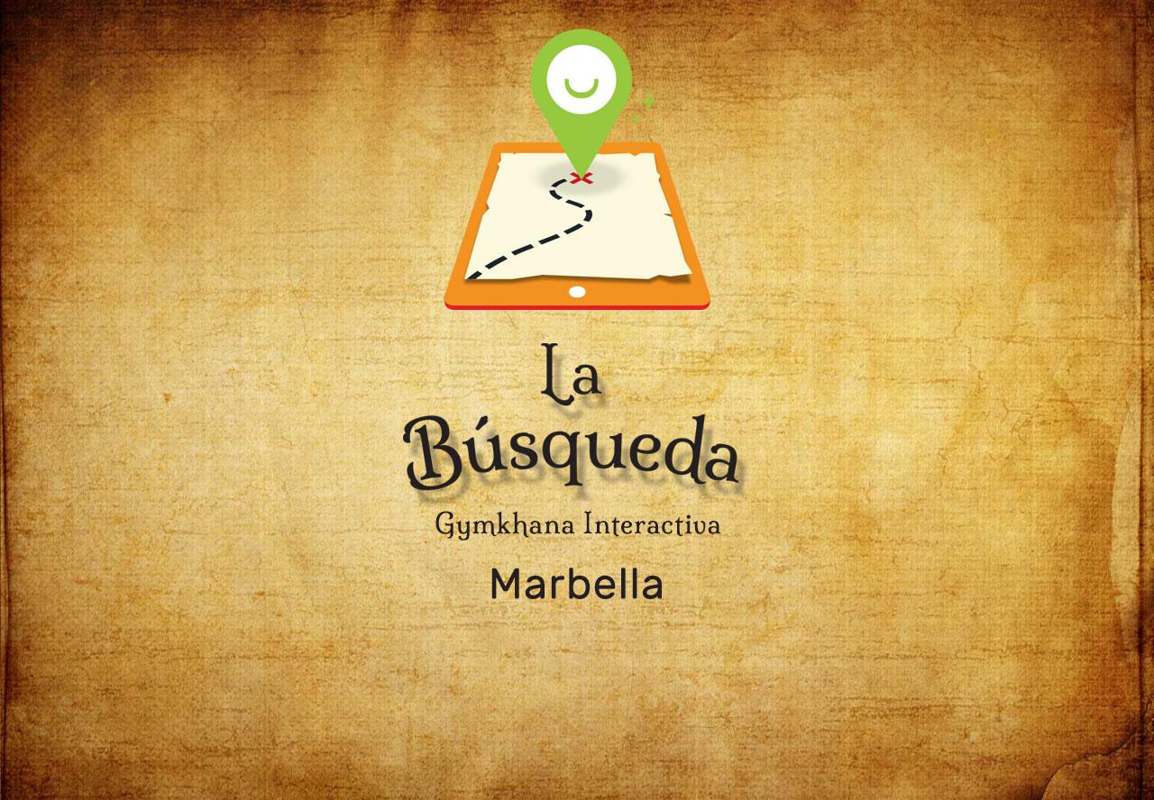 La Búsqueda Marbella - Gymkhana Interactiva